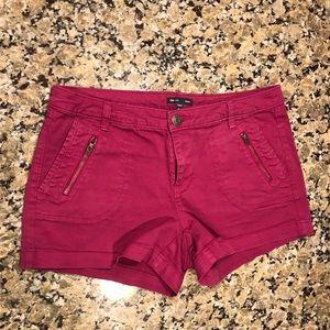 Fuchsia GAP Shorts—WILL NEGOTIATE PRICE!